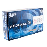 Патроны 308 Win Federal 9.7 гр Power Shok SP