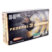 Патроны 30-06 Sprg Federal 10.7 гр Premium BTSP Sierra Game King