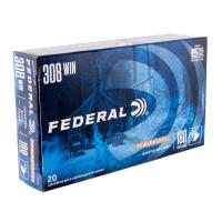 Патроны 308 Win Federal 11.7 гр Power Shok SP