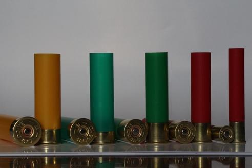 схема снаряжения патронов с контейнером